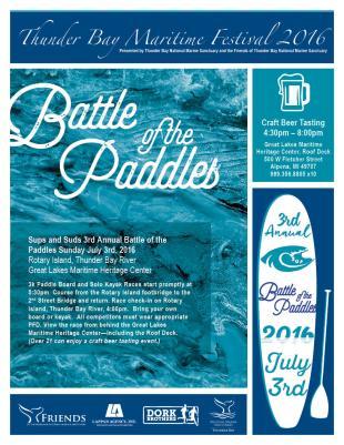 PaddleBoardRace_Flier