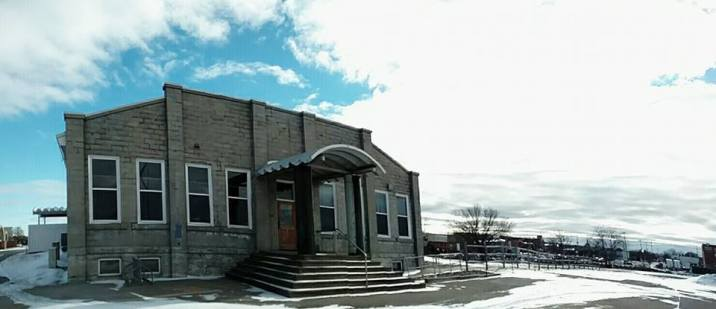 Fletcher Street Depot.