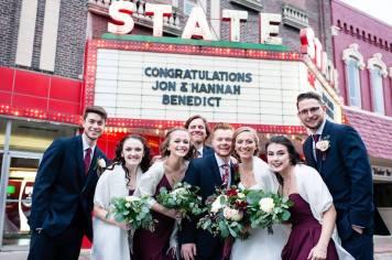 Wedding photography. Photo by Amy Elisabeth Photography.