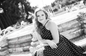 Some senior shots. Photo by Amy Elisabeth Photography.